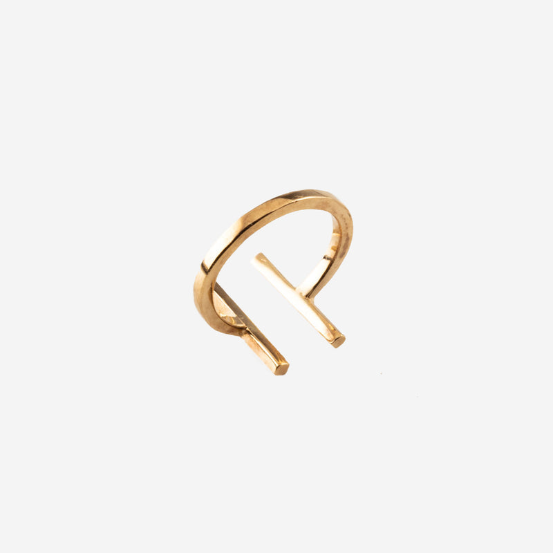 ARMADA Gold Ring - CANO