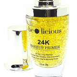 24k Gold Serum Makeup Primer - She's A Beat Beauty