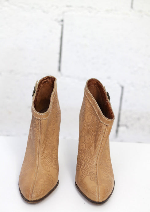 Bottines DIEISEL en cuir