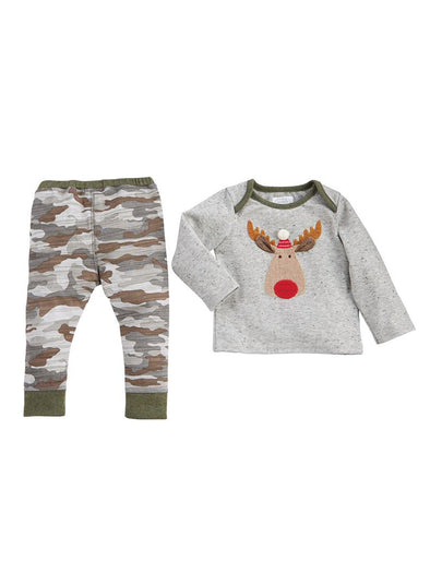 Camo Moose Two Piece