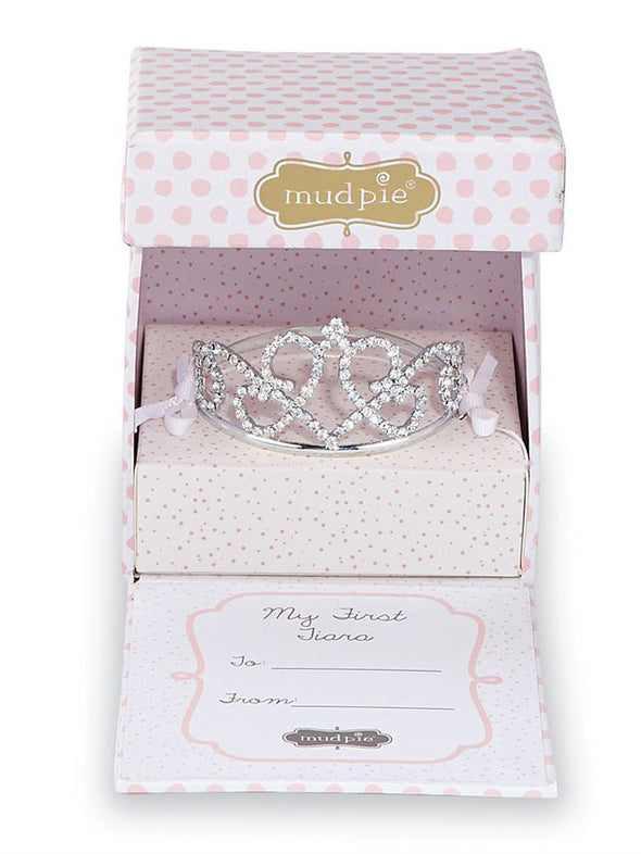 Mud Pie My First Rhinestone Tiara