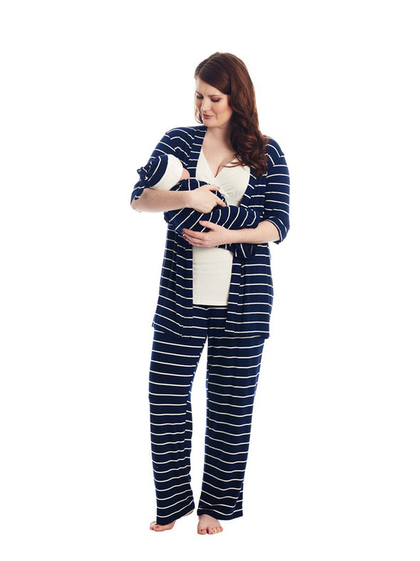 Analise Five Piece Set - Navy
