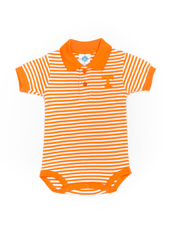 Tennessee Striped Polo