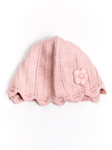 Kitty Knit Bonnet
