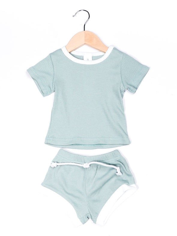 Spencer Shortie Set
