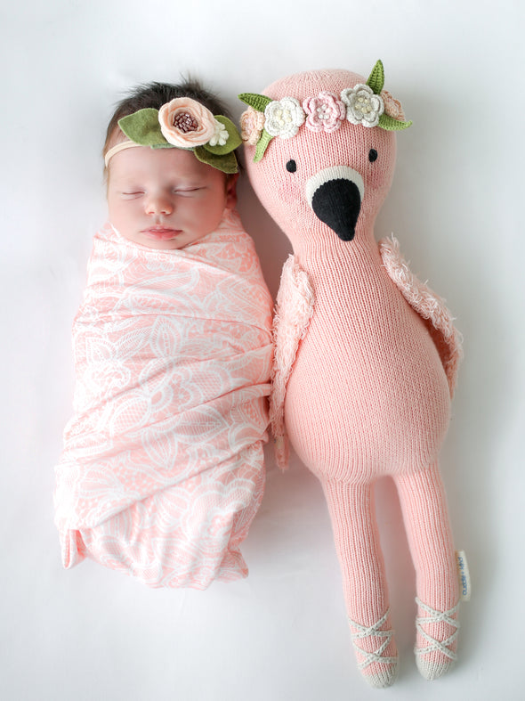 Cuddle + Kind Penelope The Flamingo