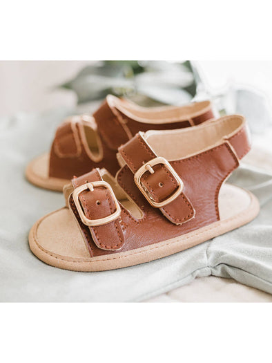 Brown Charley Sandals