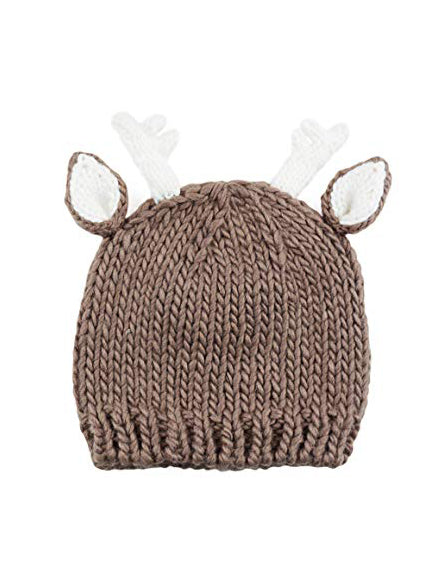 The Blueberry Hill Hartley Deer Knit Hat