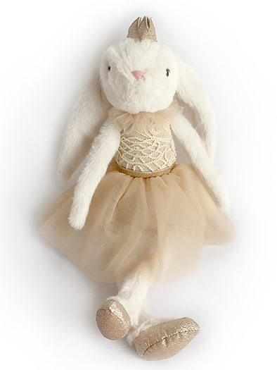 Bre Princess Bunny Plush Toy