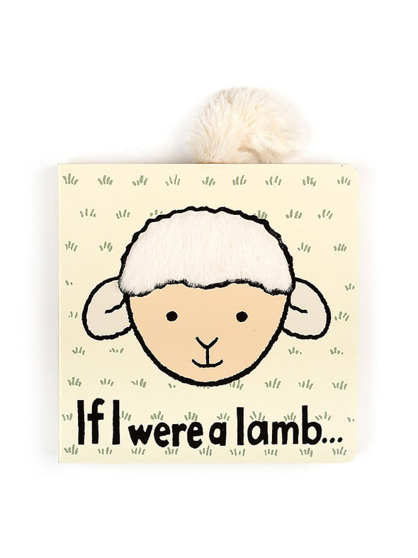 Jellycat If I were a Lamb