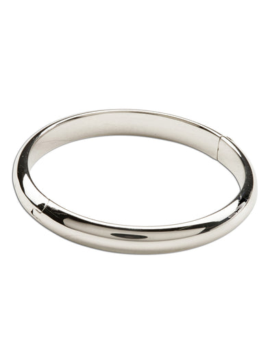 Classic Sterling Silver Bangle