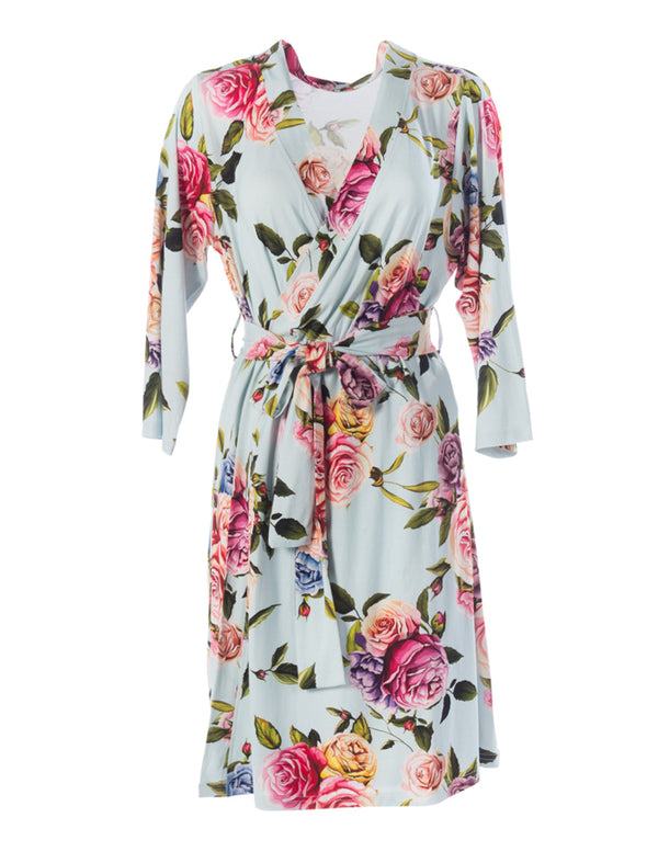 Posh Peanut Country Rose Robe