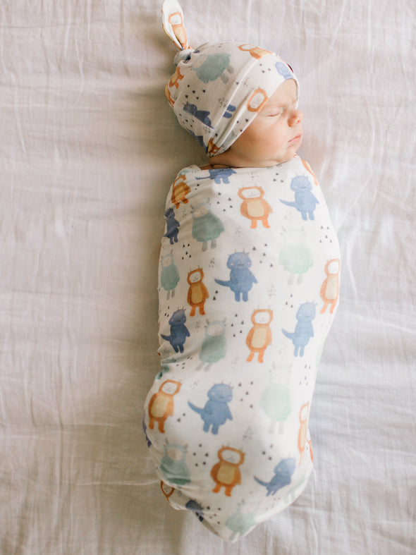 Copper Pearl Max Swaddle Blanket