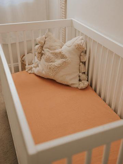 Chestnut Crib Sheet