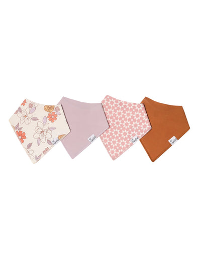 Copper Pearl Ferra Bandana Bib Set