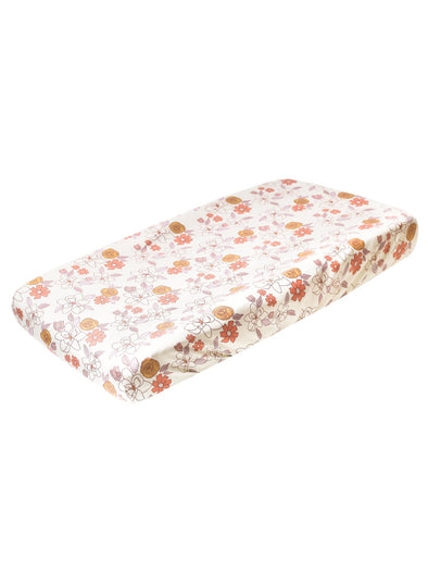 Copper Pearl Ferra Changing Pad Cover