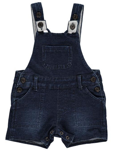 Me & Henry Jonty Denim Effect Shortie Overalls