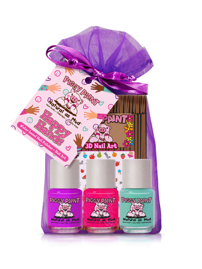 Happy Hands Piggy Paint Gift Set