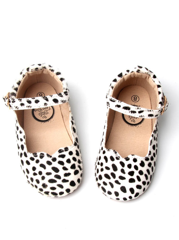 Cheetah Olivia Mary Jane Shoe
