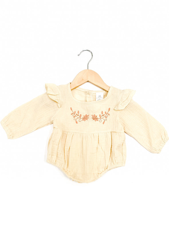 Jovi Bubble Romper
