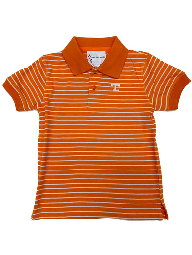 TN Stripe Jersey Golf Shirt