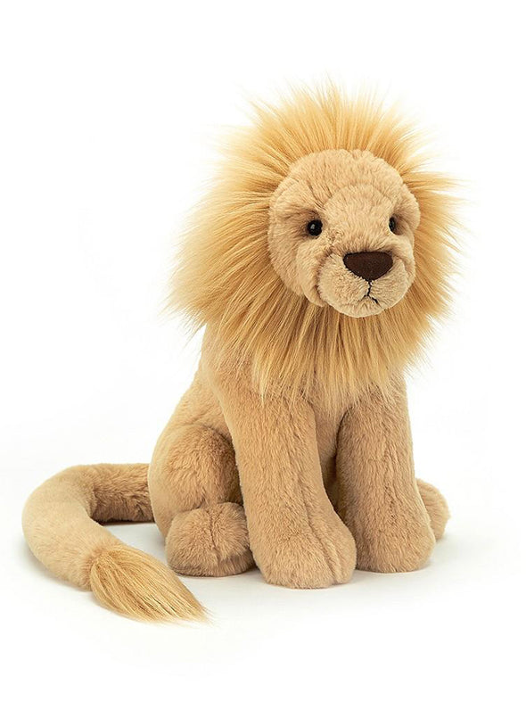Jellycat Small Leonardo Lion