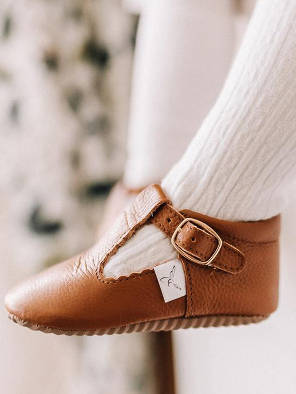 Pecan T Bar Moccasin