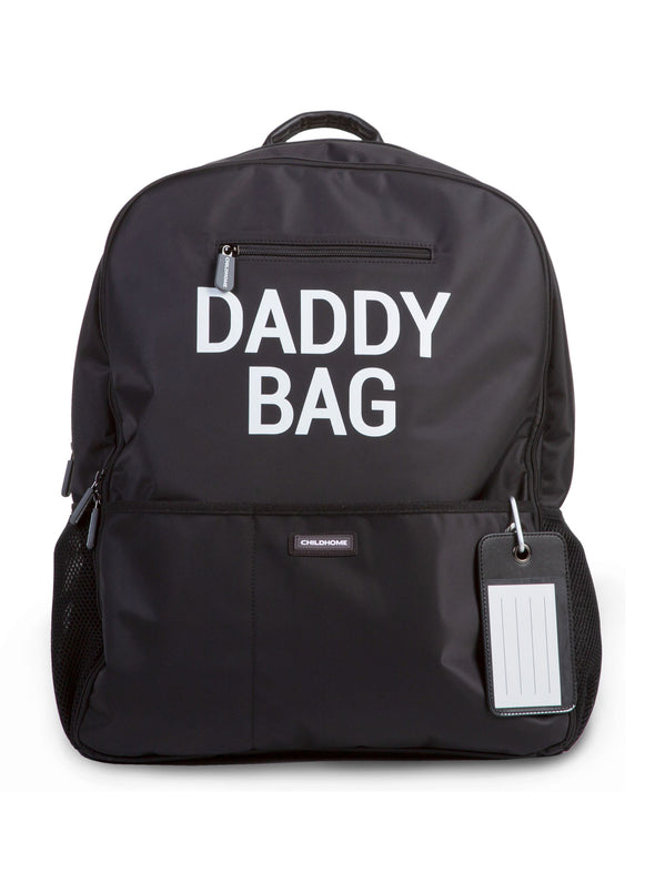 Daddy Backpack - Black