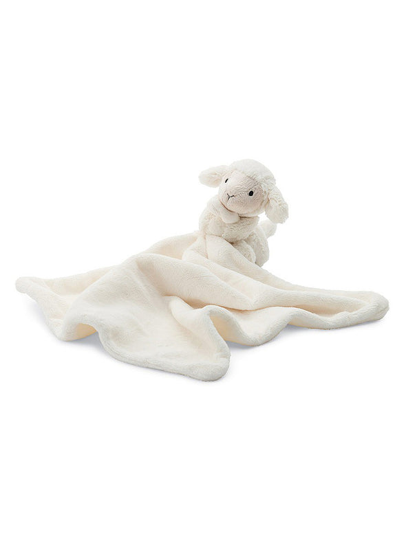 Jellycat Bashful Lamb Soother