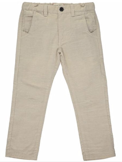 Me & Henry Antony Cotton Pants - Stone