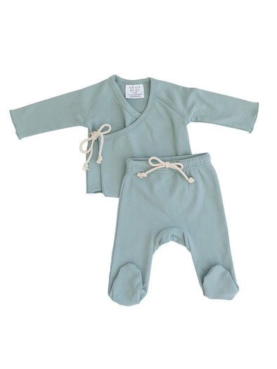 Mebie Baby Sea Layette Set