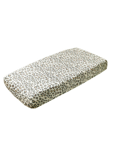 Copper Pearl Zara Changing Pad Cover