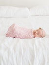Copper Pearl Lucy Swaddle Blanket