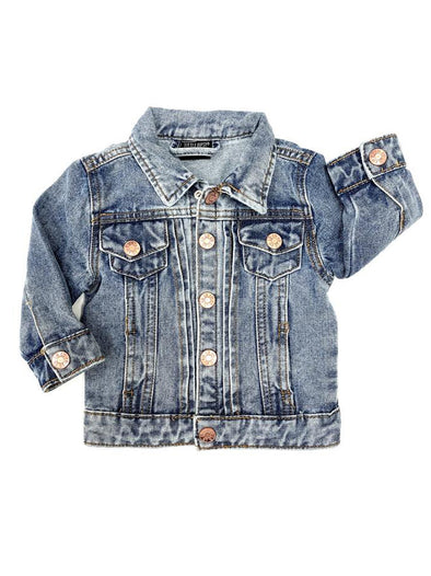 Little Bipsy Denim Jacket