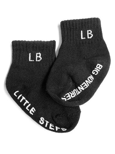 Little Bipsy Socks 3 Pack-Black