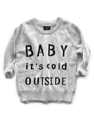 Little Bipsy - Baby It's Cold Outside Sweater
