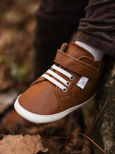 Brown High Top