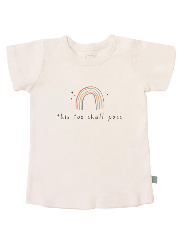 Finn + Emma This Too Shall Pass Graphic Tee