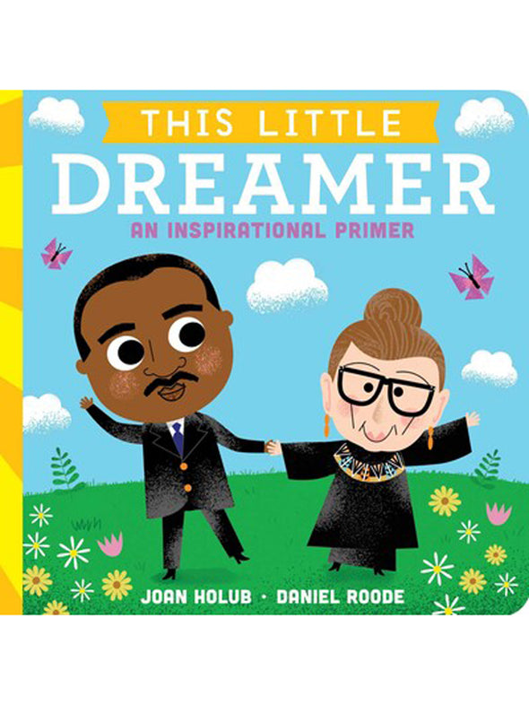 This Little Dreamer Book