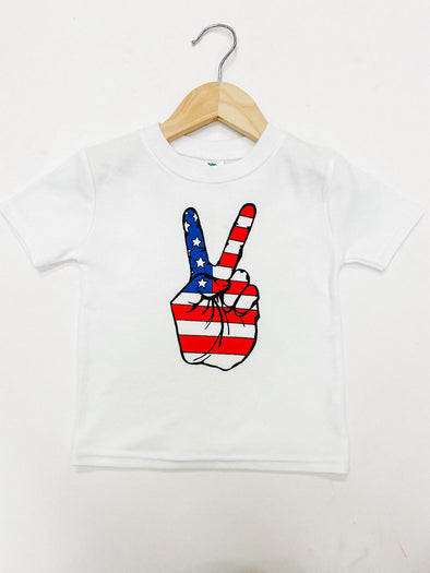 Peace Out America Tee