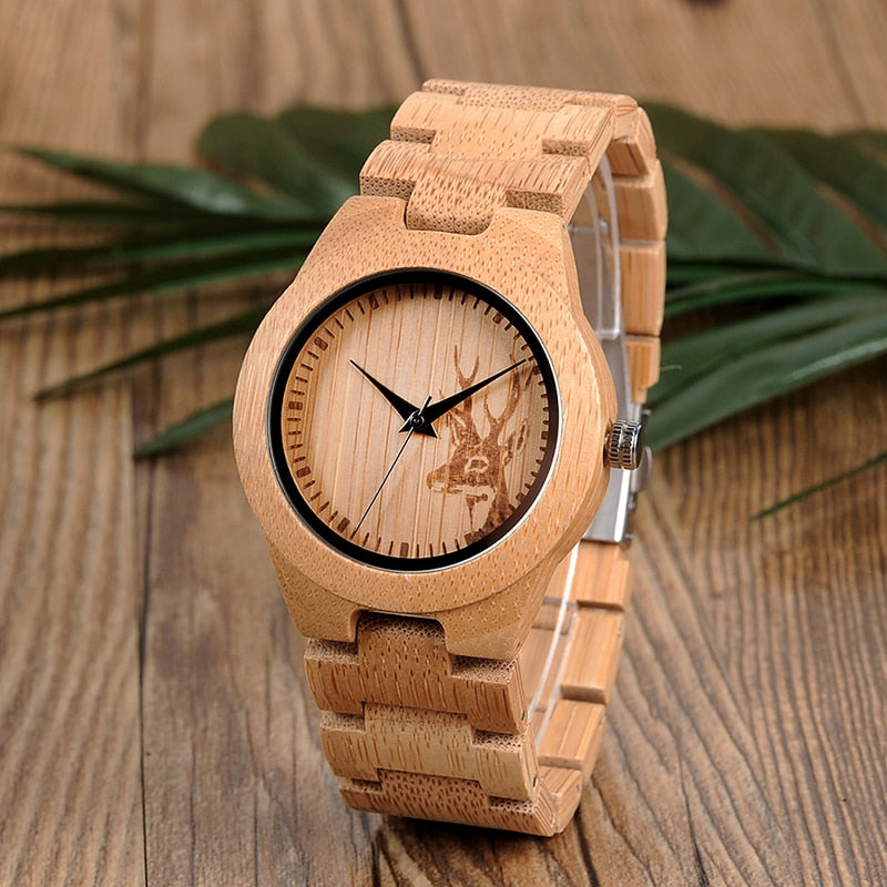 Original Bamboo Watch for Women