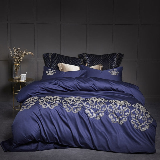 Comfortable Bamboo Fiber Bedding Set
