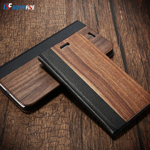 Bamboo Natural Wood Case For iPhone and Samsung