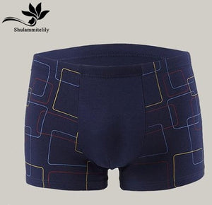Bamboo Fibre Men's Boxer Shorts
