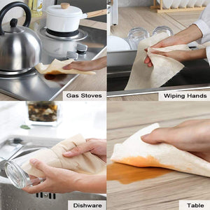 Reusable Bamboo Paper Towel