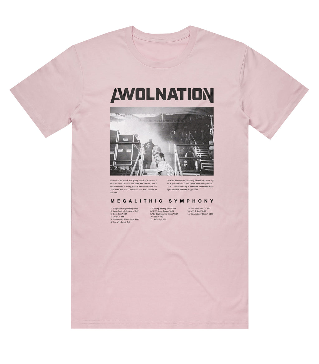 Anniversary Pink T-Shirt - PREORDER