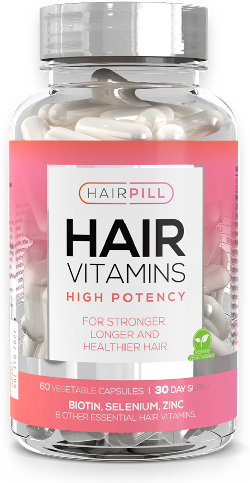 Hair Pill Female (1 month supply)
