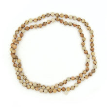 Load image into Gallery viewer, PICTURE JASPER BEADS MALA