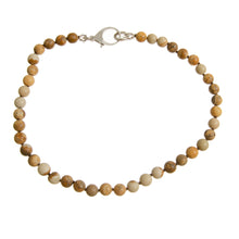 Load image into Gallery viewer, PICTURE JASPER BEADS SHORT