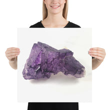 Load image into Gallery viewer, Natural Fluorite Specimen